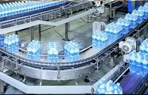 Envasado agua mineral