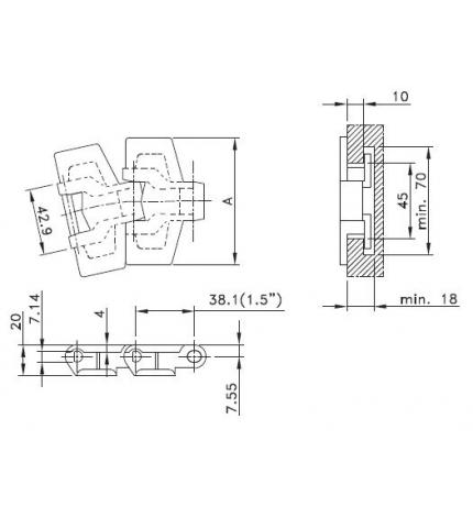 HP 880 TAB BO-K450
