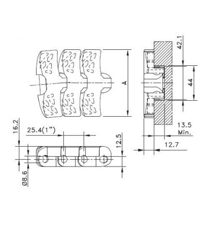 FTM 1055 BWX K450