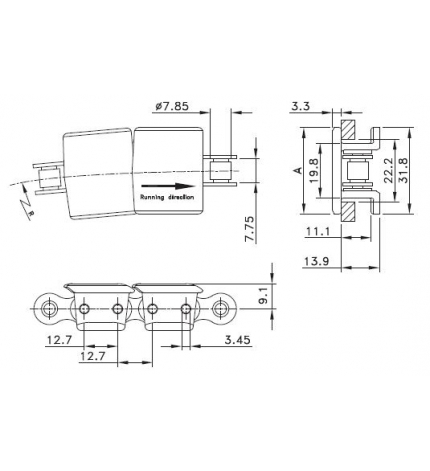 LF 1843 TAB-K125