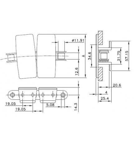 LF 1873 TAB SS-K450