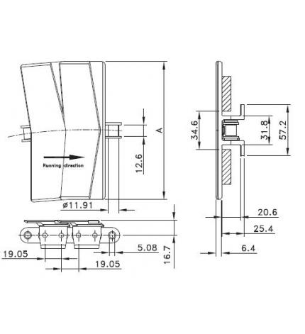 LF 3873 TAB SS-K1000