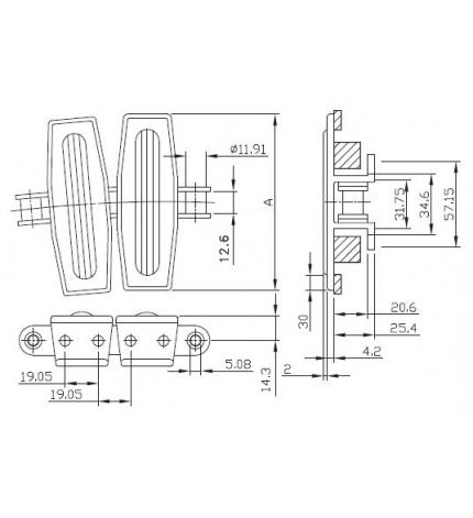 HFP 1873 TAB SS-K1000