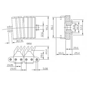 HP 1873 TAB-K375 GS3J