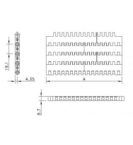 HP 8505 K450 DTS-SX