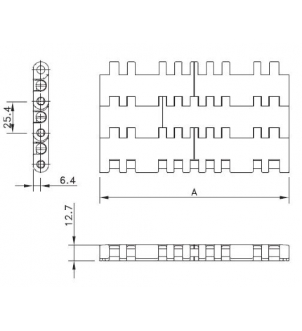 HP 7705 K450 DTS-SX RIGHT (PT)