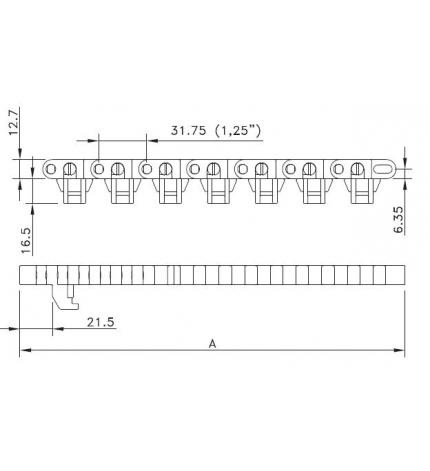 WSM/B 1265 RBT RB 595