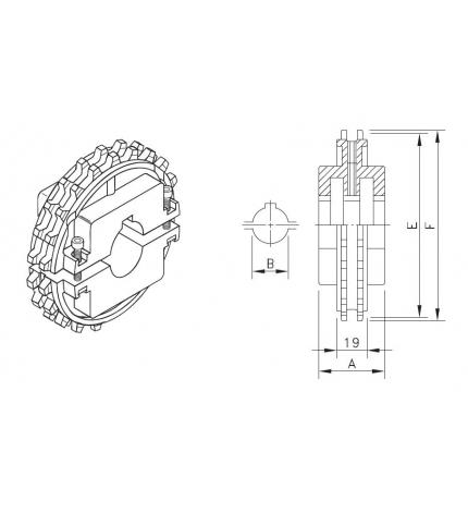 NS 8500 T25 R30