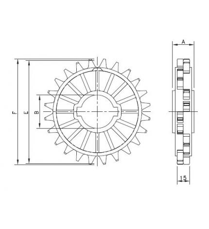 CS 1000 12-1 1/2x1 1/2