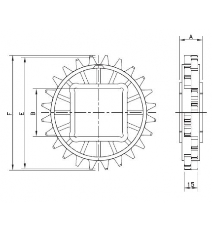 CS 1000 20-60x60 POM