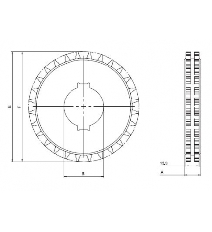 CS 505 28-1 1/2x1 1/2