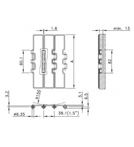 SSC 802-K450