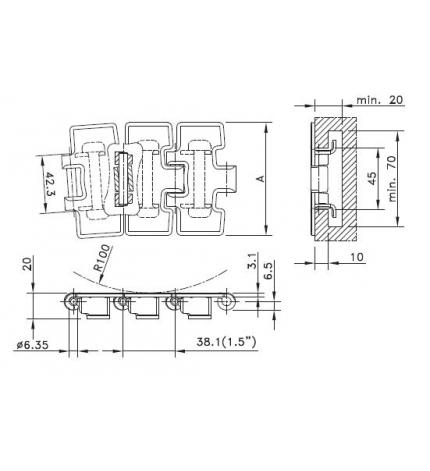SSC 8811 TAB-K450