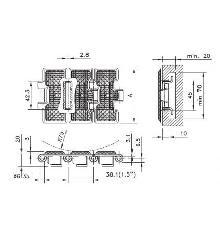 SSR 812 TAB-K325 RT