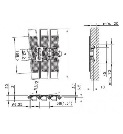 SSC 8811 TAB-K325 RT
